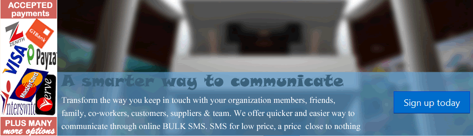 Price for BulkSMS and Voice SMS (ROBO CALL) | Quality sms at